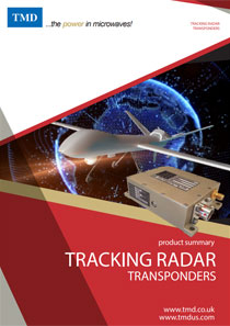 Tracking Radar Transponders Product Brochure